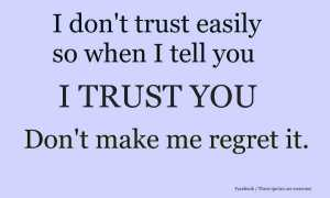 quotes-on-trust