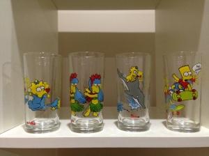 simpsons glasses